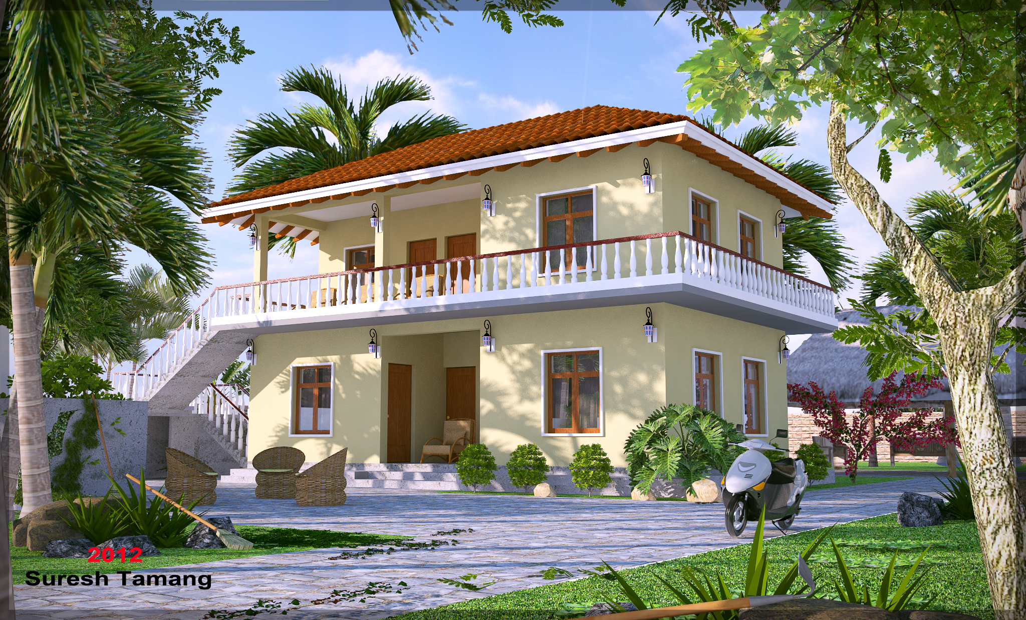Create Your Own 3d House Google Sketchup Design Your Own