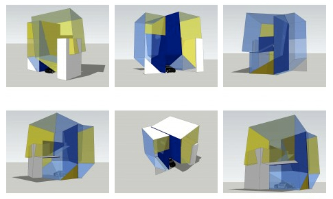 Can Your 4 Year Old Make Google SketchUp Masterpieces