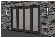 Kolbe adds Sketch-Up models to include Ultra Folding Door