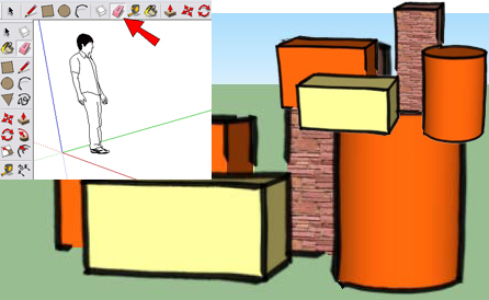 Mixing Styles in Google SketchUp