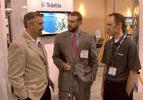 Trimble talks UAVs, tripods, and Tekla