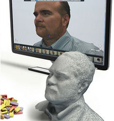 Turn Photos Into 3D Models With Autodesk 123D Catch
