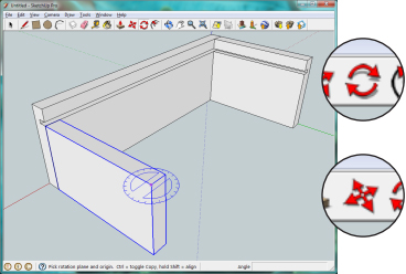 Draw Accurately with Google Sketchup
