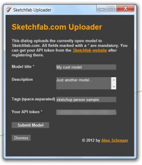 SketchUp Exporter