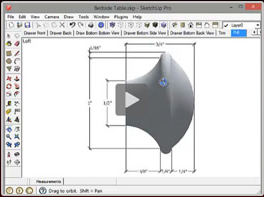 AW online workshops SketchUp