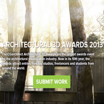 Architectural 3D Awards 2013