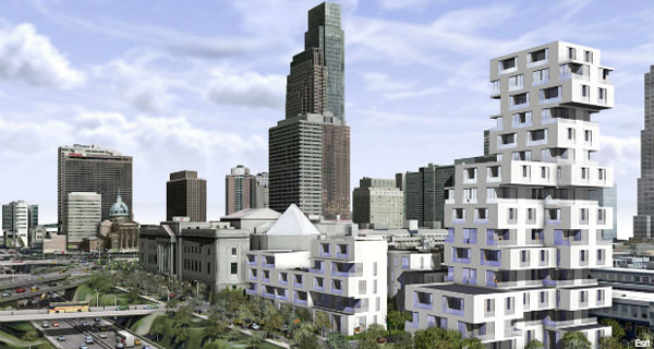 Esri's CityEngine eases urban planning mapmaking in 3-D