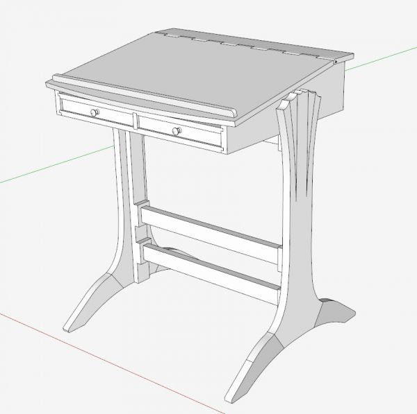 How Far with SketchUp - Sculpturing