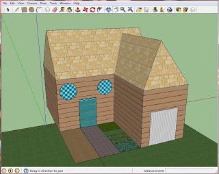 3D Modeling - Google Sketchup