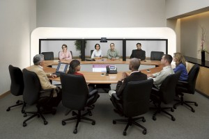 CISCO TX9000 Telepresence and 3D Augmented Reality