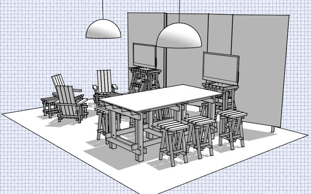 Model Your Renovation in 3D With SketchUp Make