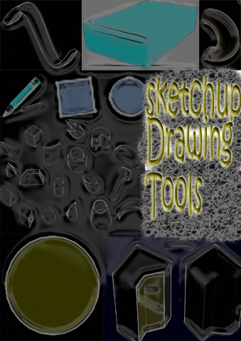 Brief overview of SketchUp Drawing & Design Tools