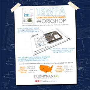 Construction Documents Workshop across the US
