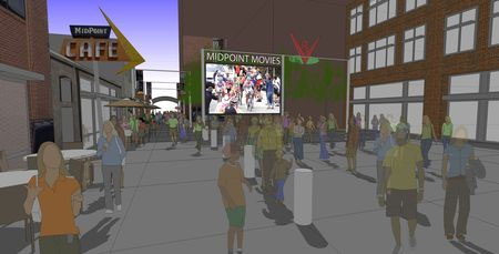 Place Making with a SketchUp Model