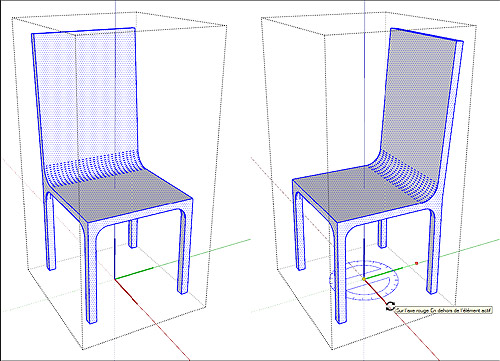 How to optimize a component imported from the 3D Warehouse of SketchUp