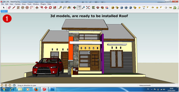 Make New Roof Drawing Simple Roof Detail Section Google