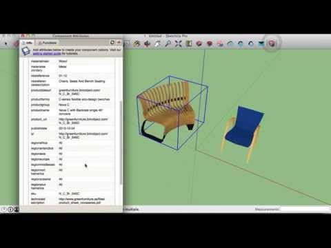 Avail best-in-class web service inside sketchup with BIMobject® App 2.0