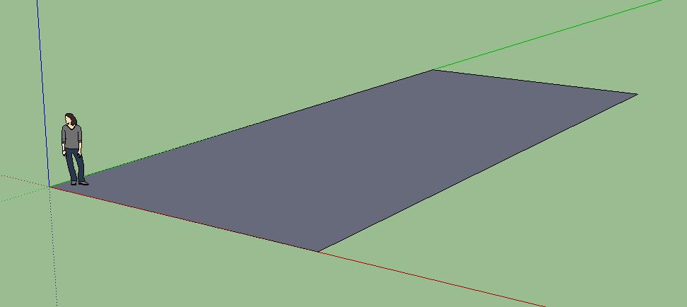 Google sketchup updates modeling a pool in sketchup for Pool design sketchup