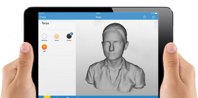 Turn Your iPad into a 3D Scanner with Itseez3D