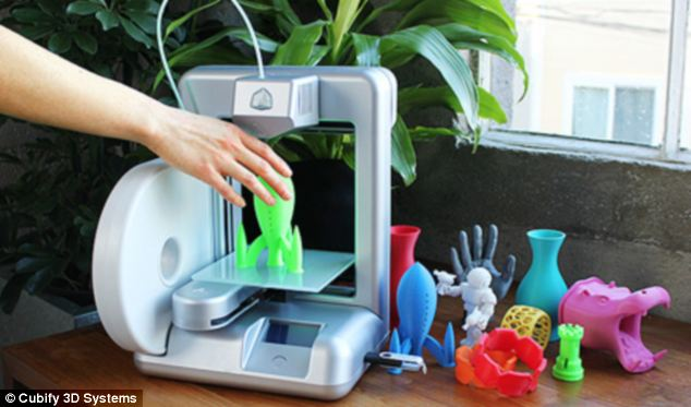 How Desktop 3D Printers are 100 percentage Useful to Our Daily Lives