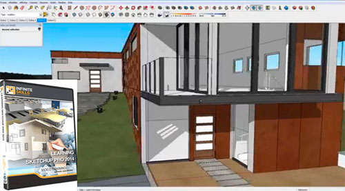Sketchup Trainings 2014