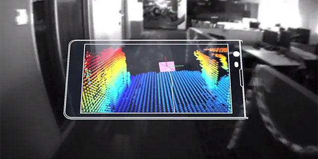 Tango : Google�s 3D-Modeling Phone