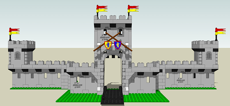 Re-living My Childhood Through SketchUp