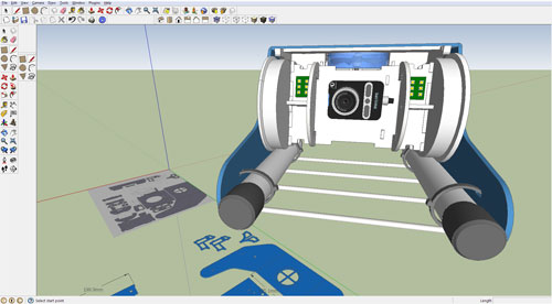 How SketchUp designers should handle 3D mouse