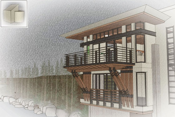 Fast style of SketchUp 2015 and its working talent