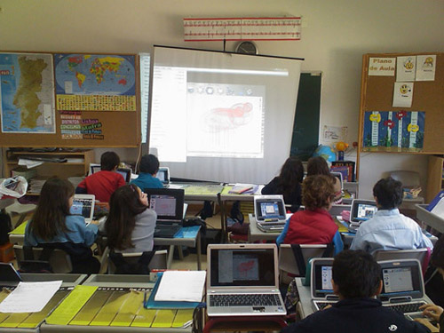Teaching with Sketchup:  using 3D to spark creativity in children