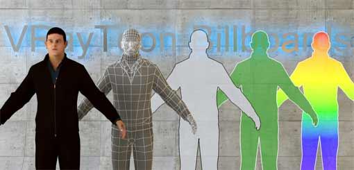 Render 3D Objects As 2d Billboards – Simple Version