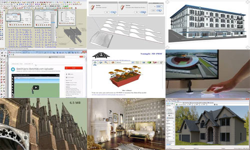 Top 10 Sketchup Plugins For Sketchup Artists To Produce Complicated Models  Quickly
