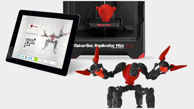 3Dponics presents 3Dponics Customizer MakerBot-Ready App