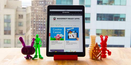 3Dponics presents 3Dponics Customizer MakerBot-Ready App