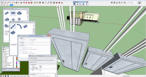 Lots of new updates are included in sketchup 3d warehouse