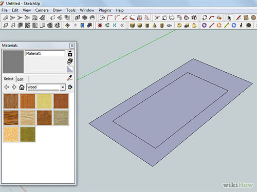 How to produce and employ a Construction Guide in Sketchup