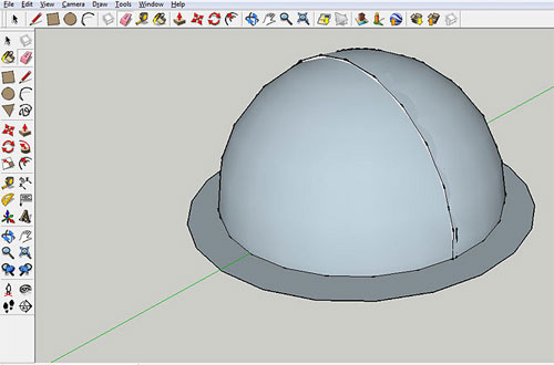 Some useful sketchup tips to learn how to draw a sphere with sketchup