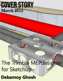 The Trimble MEPdesigner for Sketchup