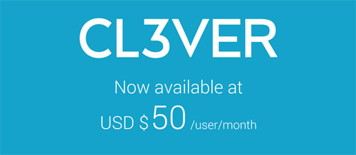 CL3VER announces new pricing at AIA Convention 2015