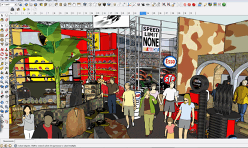 Sketchup Tips and Tricks | SketchUp Groups and Components