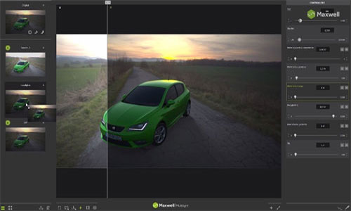 Maxwell Rendering 4.1 for Smoother 3D Rendering