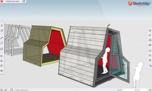 my.SketchUp – Take along Your 3D Models Wherever You Go