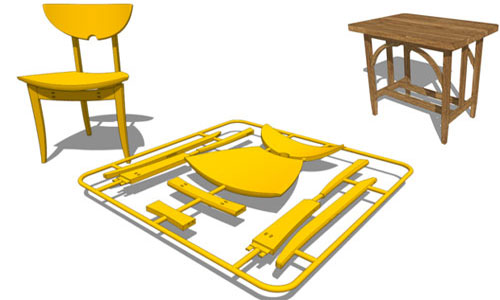 SketchUp for Fine Woodwork Designs