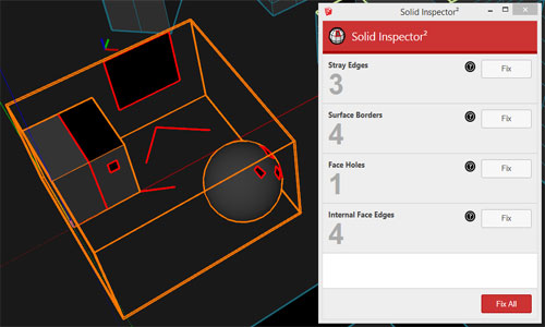 CleanUp3 and Solid Inspector2 in SketchUp