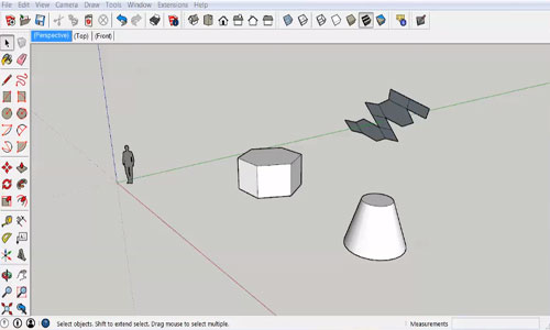 Unwrapping and Unfolding in SketchUp