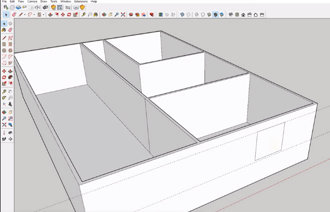 Top 10 features of the Push/Pull Tool in SketchUp