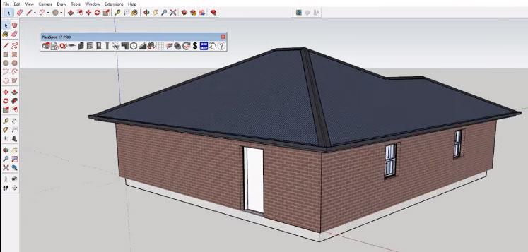 3d modeling tutorial | 3d animation tutorial | tutorial sketchup 7
