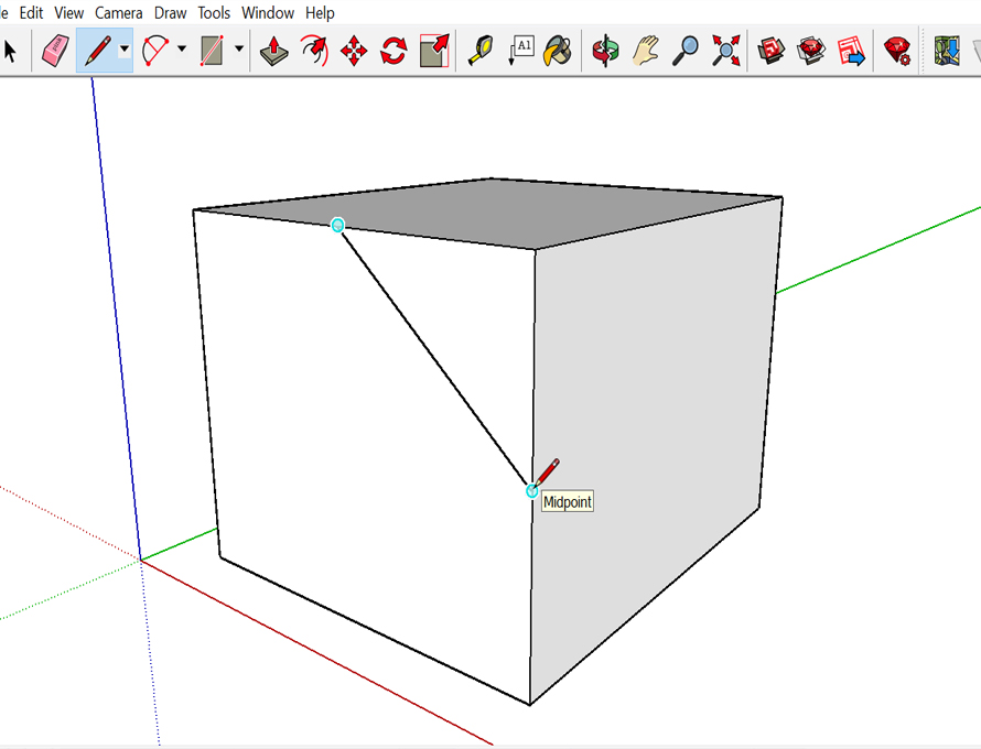 Drawing Basics and Concepts of SketchUp