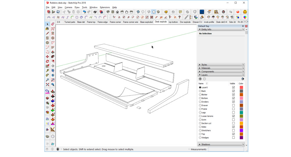 Clarifying the 'Move' Tool in SketchUp