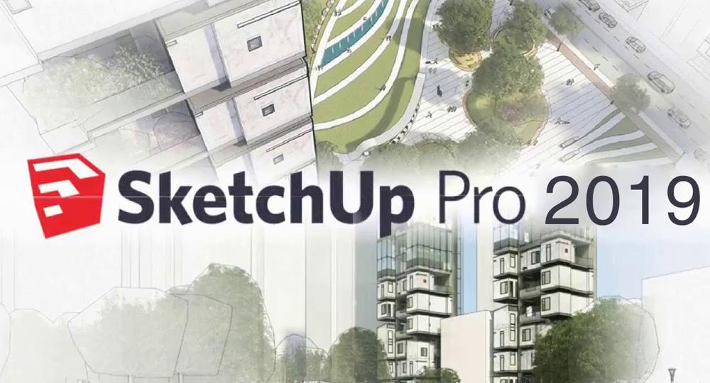 Revisiting SketchUp Pro 2019